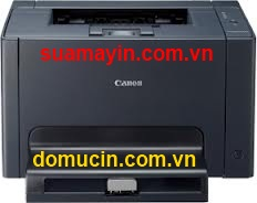 do muc may in canon lbp 7018c
