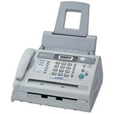 do muc may fax panasonic tai quan cau giay