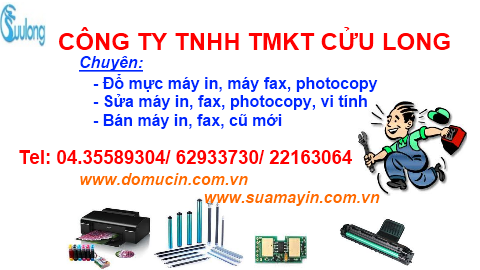 do muc may in canon lbp 5970
