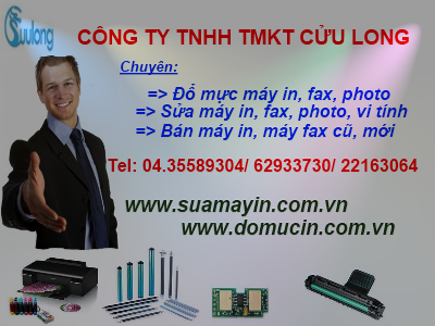 do muc may in canon lbp 6680x